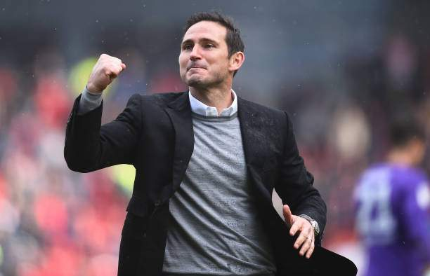 Manager Frank Lampard Of Derby County Celebrates During The Sky Bet Picture Id1145474373?k=6&m=1145474373&s=&w=0&h=IUqAGTvyiH6YP0gzq7Dum JzR2ilOVSva_hOxS0wiik=
