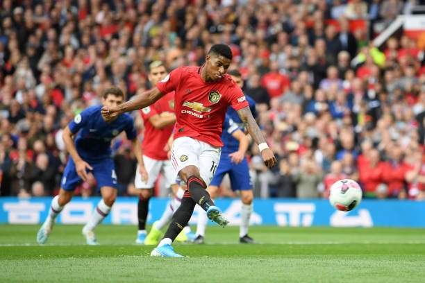 EPL: Top 3 fastest players in Manchester United's 4-0 bashing of Chelsea revealed