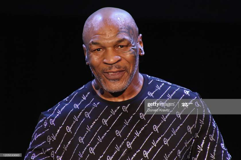 Mike Tyson Performs His One Man Show Undisputed Truth In The Music Picture Id1205530683?s=28