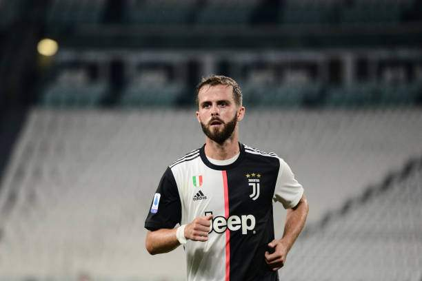 Miralem Pjanic Of Juventus In Action During The The Serie A Football Picture Id1223118214?k=6&m=1223118214&s=&w=0&h=GmtqfIdPlhCIt7zmEppzyZTxbvrNPQhnjrifKEV4VJ8=