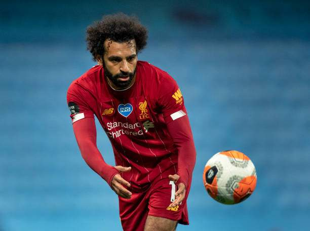 Mohamed Salah Of Liverpool During The Premier League Match Between Picture Id1254220373?k=6&m=1254220373&s=&w=0&h=P34NaTOS_noXkn TlFqYbiqHdiOhlj2G MA8VeRQcpg=
