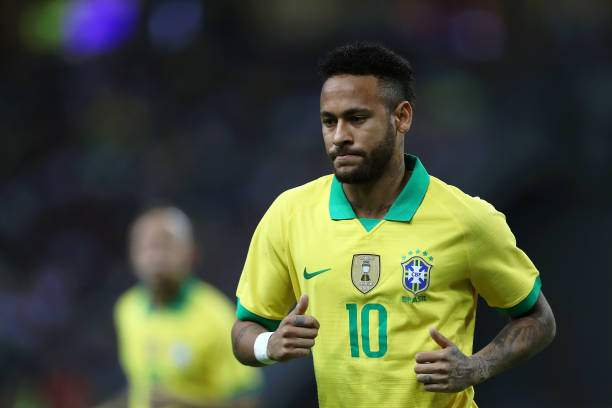 Neymar Jr Of Brazil Looks On During The International Friendly Match Picture Id1180874369?k=6&m=1180874369&s=&w=0&h=5EO 4Bzf3ad9DjTwbCeo2__YyscvRE2PJ1ZsJjdRS1o=