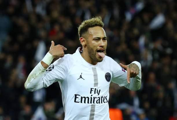 Neymar Of Paris Saintgermain Celebrates After Scoring His Teams Goal Picture Id1066156238?k=6&m=1066156238&s=&w=0&h=e4xyZHnaCNFk2ftaZxvf 8nbivW0eubnoT3K_U91ltk=