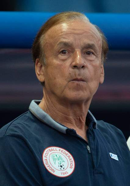Nigeria Head Coach Gernot Rohr During The 2019 Africa Cup Of Nations Picture Id1157774283?k=6&m=1157774283&s=&w=0&h=oi24NB2yvUgCilisV9OOtkcnVe7EdMx27L6SlwGnuhE=
