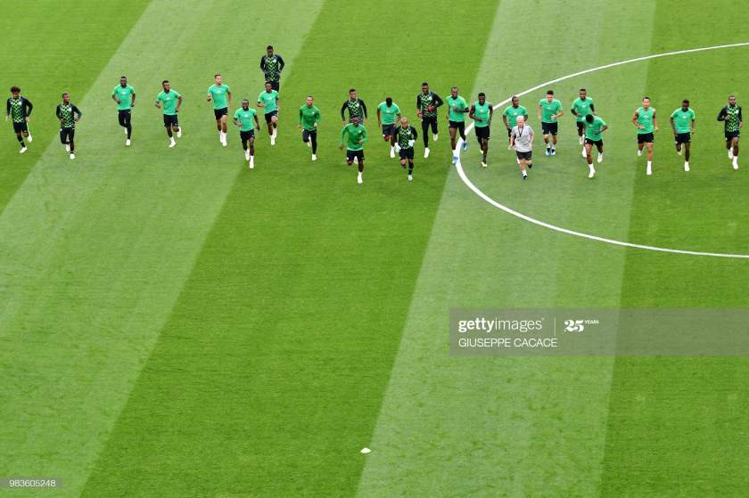 Sierra Leone vs Nigeria: Rohr singles out one Super Eagles player for praise after 0-0 draw