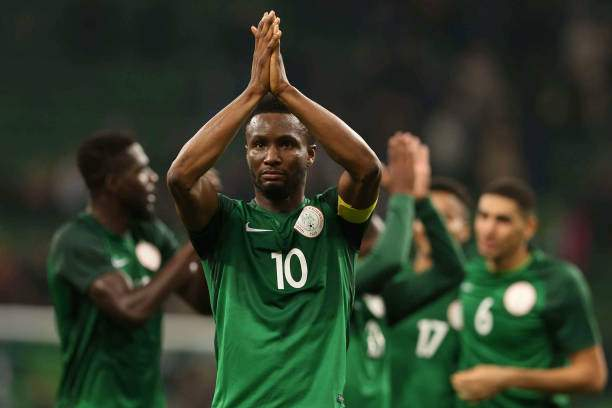 Obi Mikel Of Nigeria Celebrates After Winning An International Match Picture Id874207542?k=6&m=874207542&s=&w=0&h=NYtEvK9SCrBmmrp1KCPcS1A8IYkWfBWzEaJDYBan0WA=
