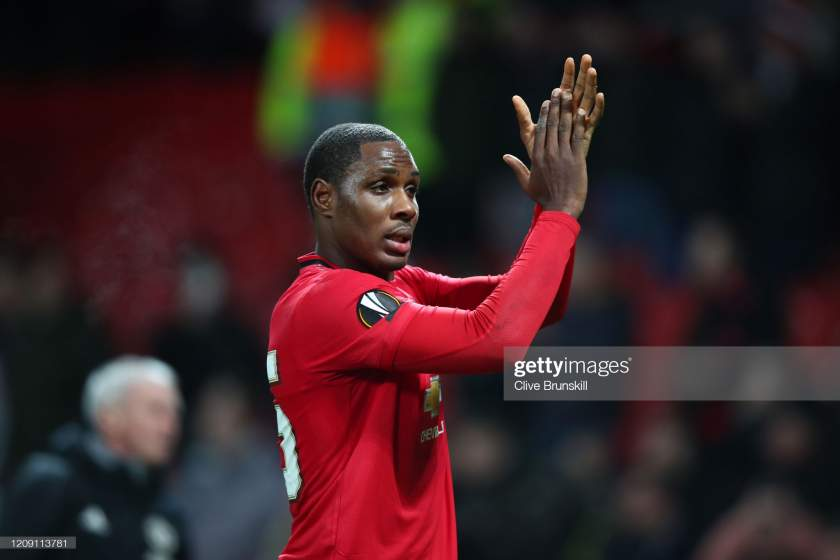EPL: I was naked, sleepless when I got call to join Man United - Ighalo