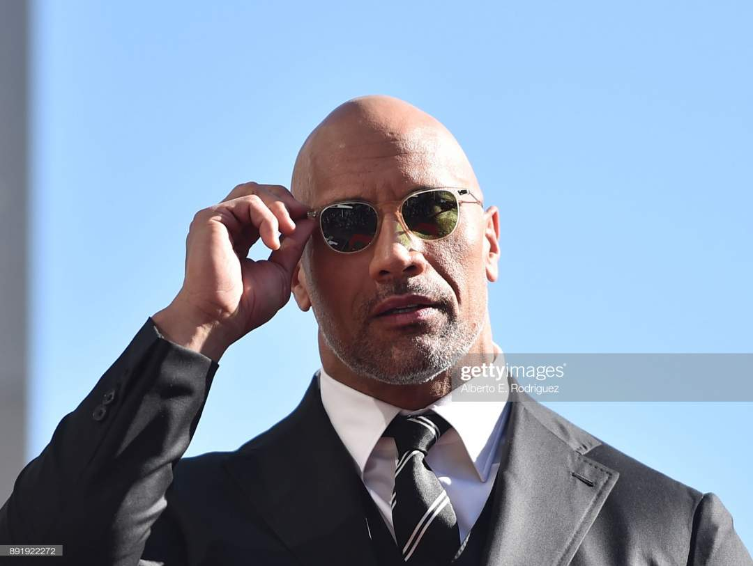"""Tears and heartbreak as wrestling star and actor """"The rock"""" Johnson loses his Dad"""