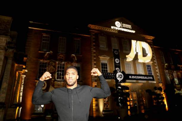 Anthony Joshua Attends Jd Comes Alive Jds Blockbuster Christmas Party Picture Id1194598925?k=6&m=1194598925&s=&w=0&h=wqt4rreSDFlXPQYQ70j2xAgFIMN8W07IrlGxV LyPnQ=