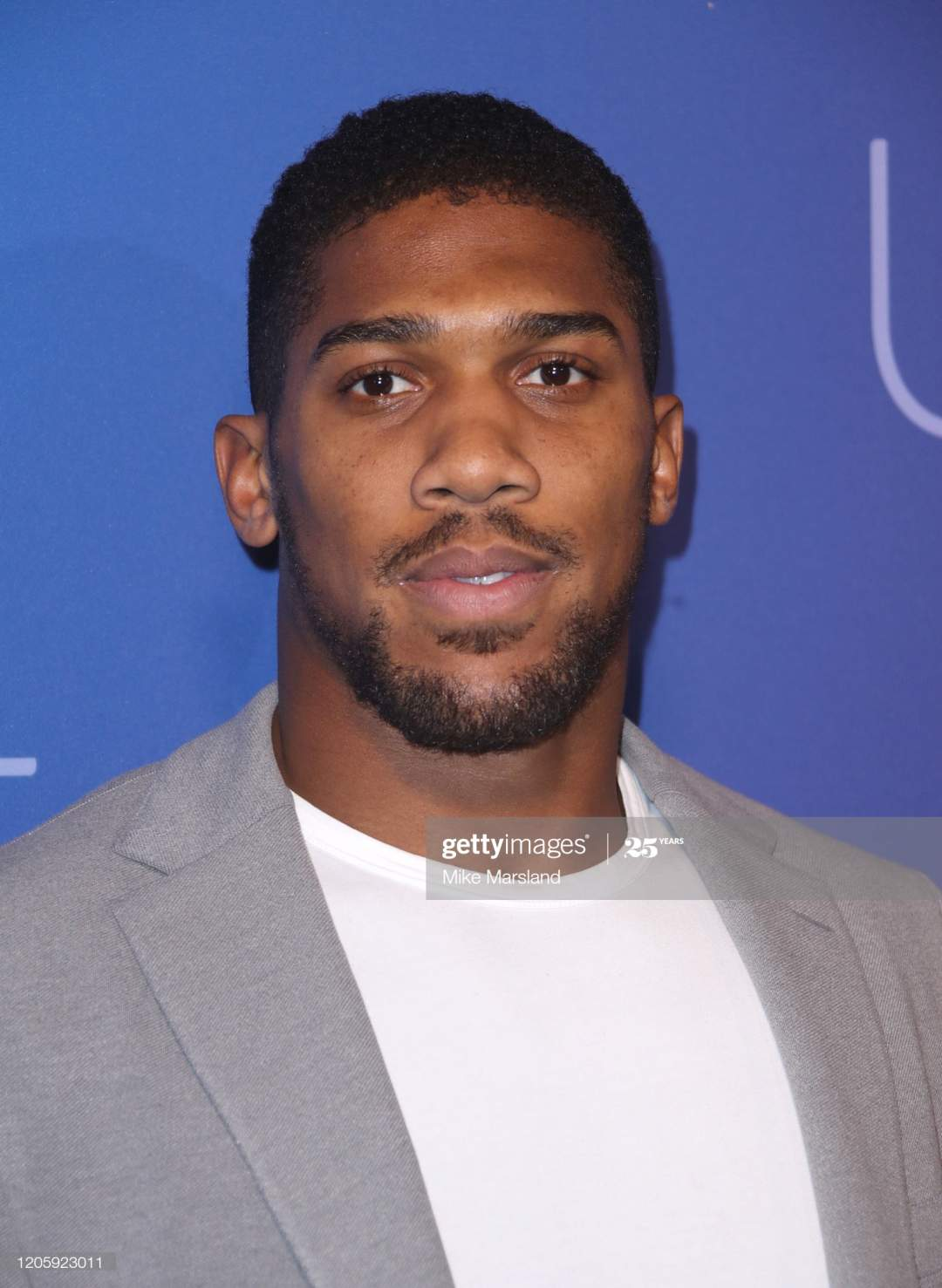 Anthony Joshua Attends The Sky Up Next 2020 At Tate Modern On 12 In Picture Id1205923011?s=28