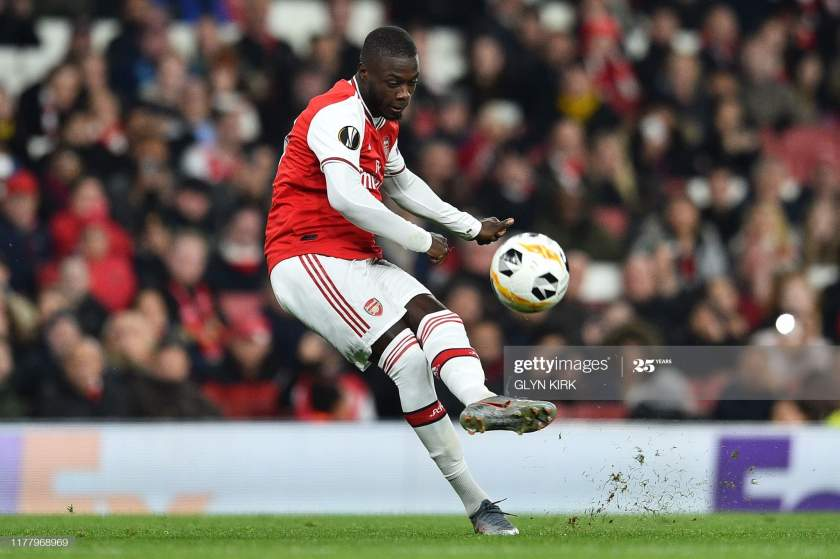 Arsenal vs Wolves: Gunners ready to sell Nicolas Pepe