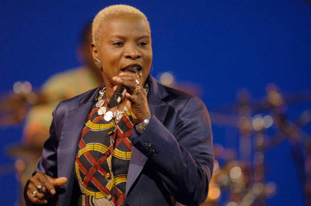 Grammys 2020: Angelique Kidjo speaks after winning award ahead of Burna Boy