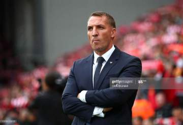 Leicester City vs Fulham: Brendan Rodgers reveals why his team lost 2-1 at home