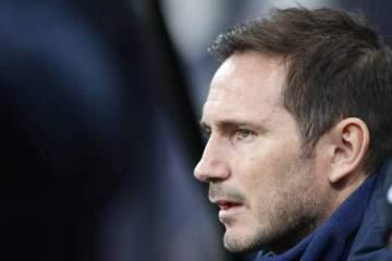 Transfer: Lampard welcomes Cavani to Chelsea