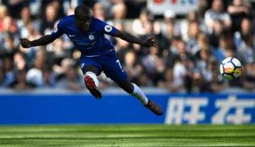 Chelsea star N'Golo Kante makes big statement on the player who should win 2018 Ballon d'Or