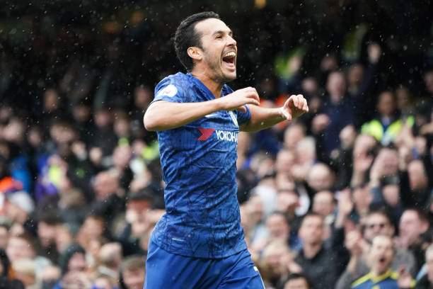 Chelseas Pedro Celebrates Scoring His Sides Second Goal During The Picture Id1206140693?k=6&m=1206140693&s=&w=0&h=4R3GO EKhdzgI RGOcHpCSMkhmlW5k62utqA4JEbczo=