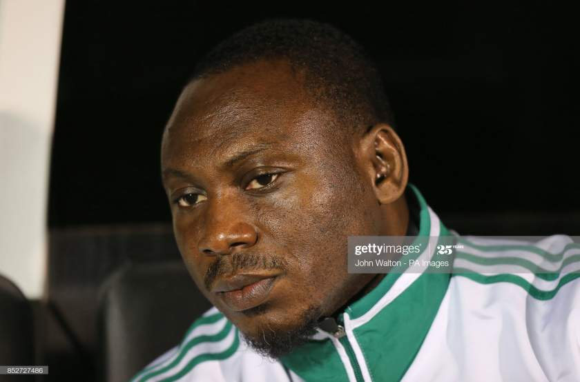 Daniel Amokachi Nigeria Assistant Manager Picture Id852727486?s=28