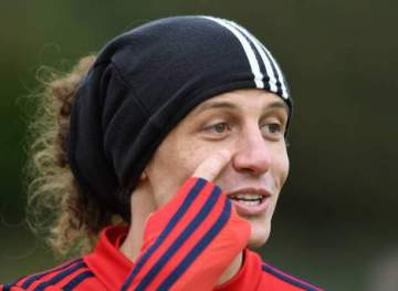 EPL: David Luiz reveals disagreement with Lampard before Arsenal move