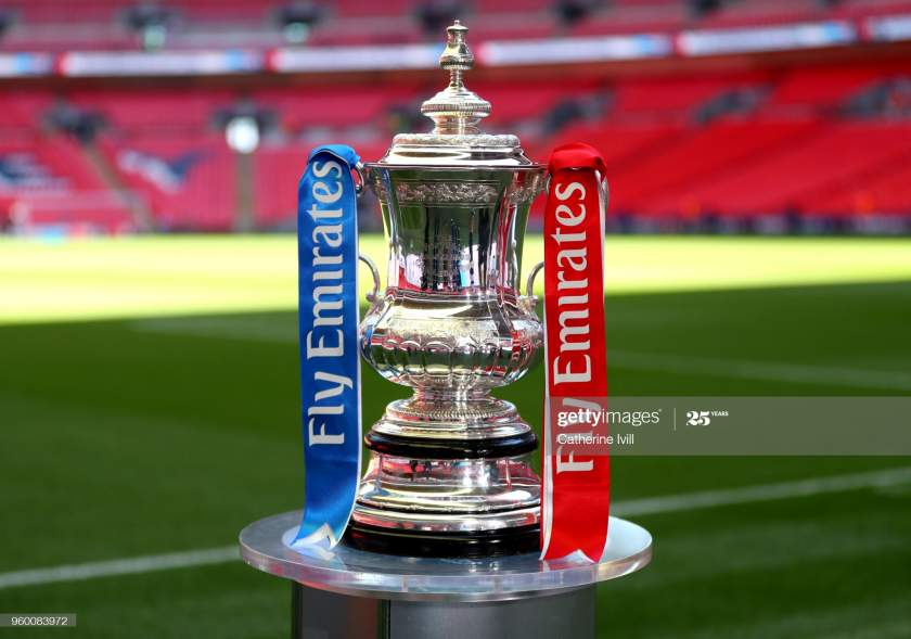 FA Cup third round draw: Arsenal, Man Utd, Chelsea discover opponents (Full fixtures)