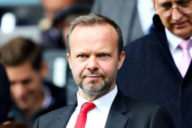 Executive Vicechairman Of Manchester United Ed Woodward Looks On The Picture Id1147140524?k=6&m=1147140524&s=&w=0&h=Bc R3xTIXWZ_wVbMQ04UNhr M2Y4Cn OuJNKQYC2Phw=