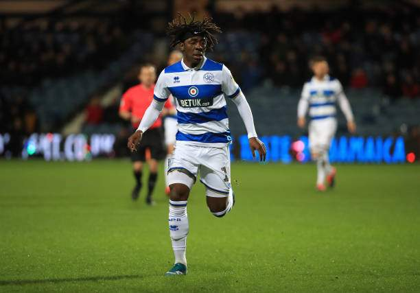 Eberechi Eze Of Qpr In Action During The Sky Bet Championship Match Picture Id1208668215?k=6&m=1208668215&s=&w=0&h= 5Dux7Jt9Os_EFiHw9xyFCO_9RfeEwZShDWlCLtT6is=