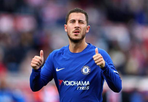 Eden Hazard Of Chelsea Celebrates His Sides 40 Victory After The Picture Id852322918?k=6&m=852322918&s=&w=0&h=nJ8F46yKYlRe7VLDiN_XFO6OR6PPLKbHWKc1rDjR4yg=