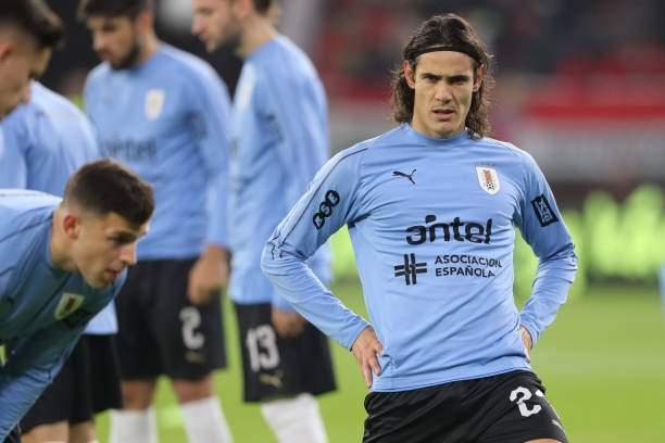 Edinson Cavani Of Uruguay During The International Friendly And Of Picture Id1182711451?k=6&m=1182711451&s=&w=0&h=fZwue 5VRha1Z08JMkHhyhO_r 9GbW0SGTZZDWi3yXw=