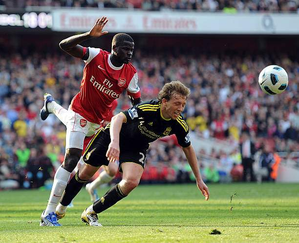 How I nearly committed suicide after FIFA suspension - Ex-Arsenal defender, Eboue