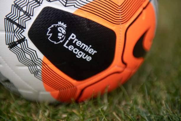 English Premier League Branding And Logo On A Nike Strike Premier Picture Id1247801347?k=6&m=1247801347&s=&w=0&h=sE2EjG3A_PQ4WMDErXH OuqgSwaYv6urLEugzI1_5_M=