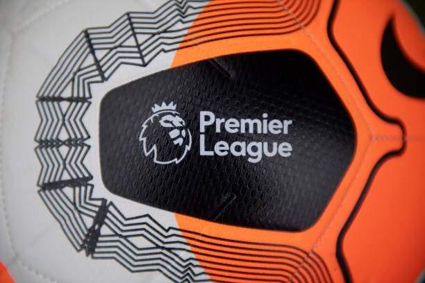 English Premier League Branding And Logo On A Nike Strike Premier Picture Id1247801363?k=6&m=1247801363&s=&w=0&h=06yyDmwqG4fFVwmvH7bIM5TYFAQdvo0xy8ml97xrmYU=