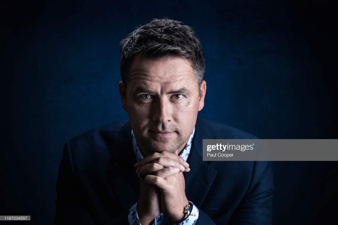 Footballer Michael Owen Is Photographed On September 5 2019 In Picture Id1167234557?s=28