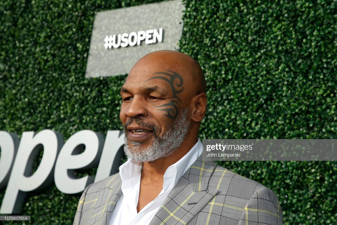 Former Heavy Weight Boxer Mike Tyson Attends Usta 19th Annual Opening Picture Id1170417514?s=28