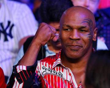 Mike Tyson breaks down in tears after American legend dies of deadly coronavirus