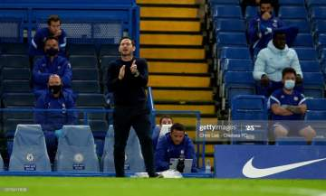 Carabao Cup: Lampard reacts as Havertz scores hat-trick in Chelsea's win over Barnsley