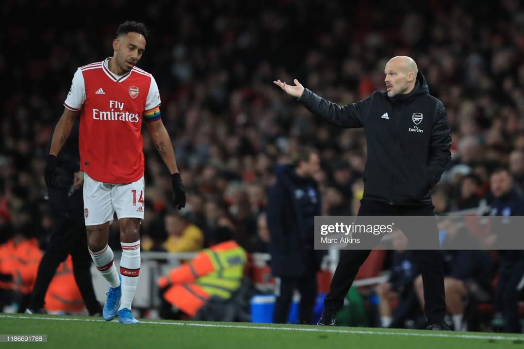 Arsenal fans attack superstar who left the pitch for the toilet during defeat to Brighton