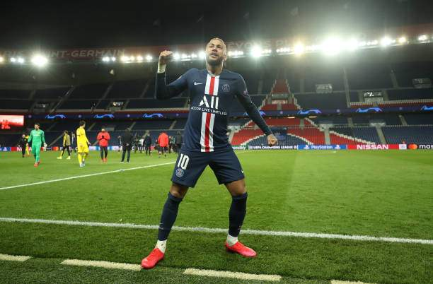 In This Handout Image Provided By Uefa Neymar Of Paris Saintgermain Picture Id1211864083?k=6&m=1211864083&s=&w=0&h=kkqE74QHKnpPkIHqgOjdqKBKIc62wI _ZVOsW6fa1SU=