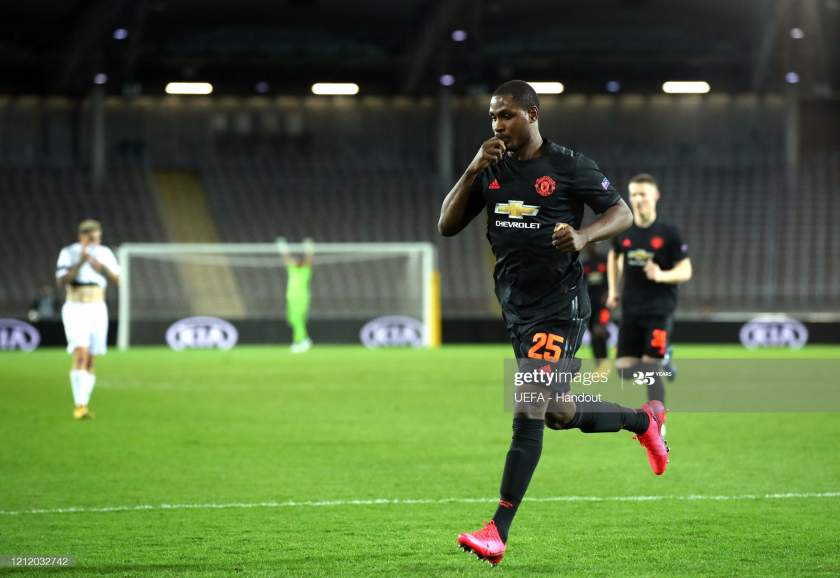 EPL: Ighalo among five players set to leave Man Utd