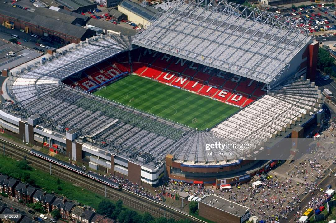 Jun 1996 General Aerial View Of Old Trafford Before The European C Picture Id943836?s=28