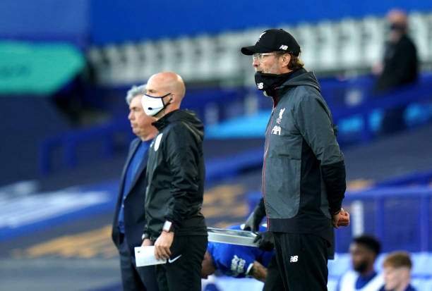 Jurgen Klopp Manager Of Liverpool Looks On While Covering His Mouth Picture Id1251189460?k=6&m=1251189460&s=&w=0&h=hNCbCscU8PTPnRDYpWcDB1OgCbQY5PFETPn35diXlX8=