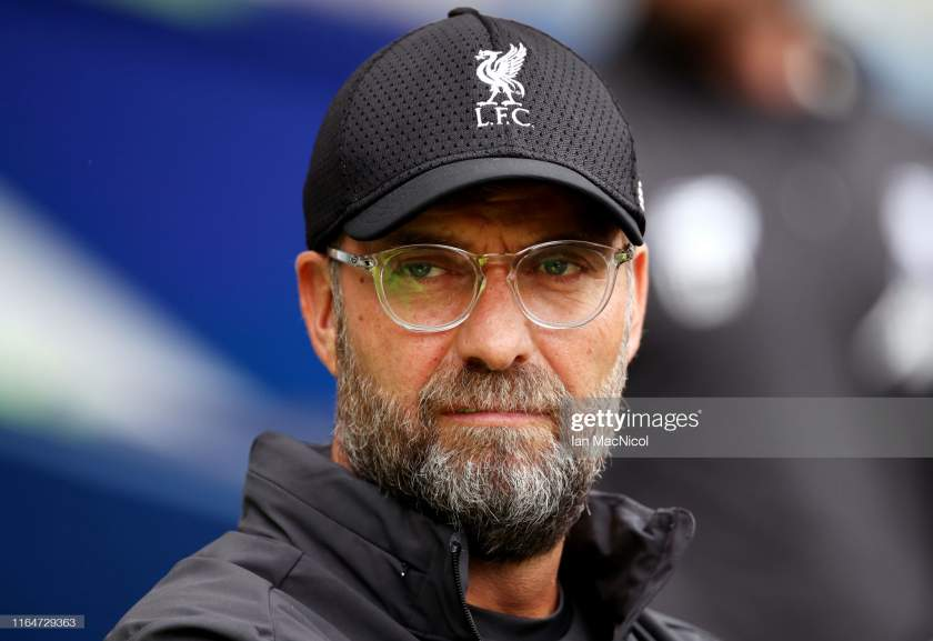 Liverpool vs Man Utd: I don't play mind games like Alex Ferguson - Klopp