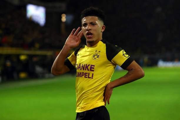 Jadon Sancho Of Borussia Dortmund Celebrates Scoring His Sides First Picture Id1074551744?k=6&m=1074551744&s=&w=0&h=ehBTS9gAqQCEJXlPsvZ3QnuGyRvHP5WY1uJC4Bl91Gg=