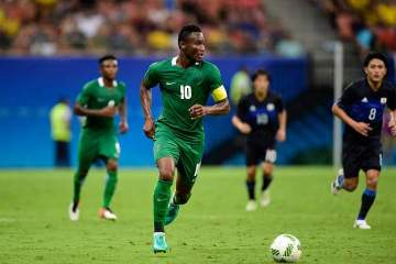 Mikel comes to the rescue of Nigeria's cash-strapped football team