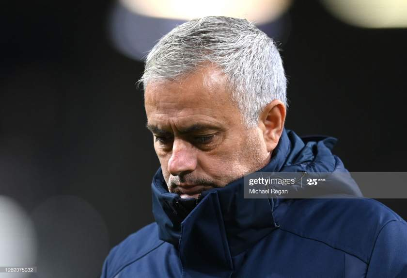Burnley vs Tottenham: Mourinho singles out three persons after EPL 1-0 win
