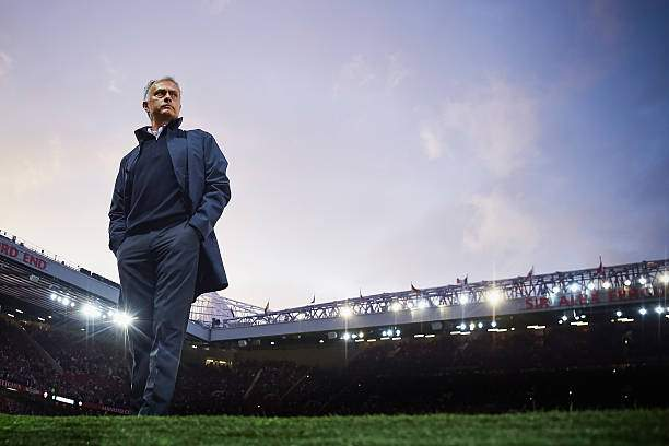 Jose Mourinho Manager Of Manchester United Looks On Prior To The Picture Id592209522?k=6&m=592209522&s=&w=0&h=j931ahaZ_A9c2f51wkUAPhsekTrgWp3d5BHQZzuF6XI=