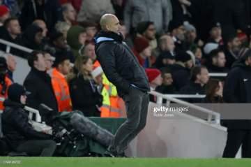 EPL: Guardiola speaks on Arteta leaving Man City for Arsenal after 3-0 win