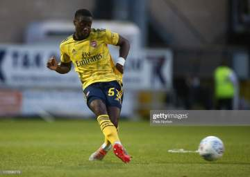 EPL: Arsenal confirm deal for Nigeria defender, Olowu