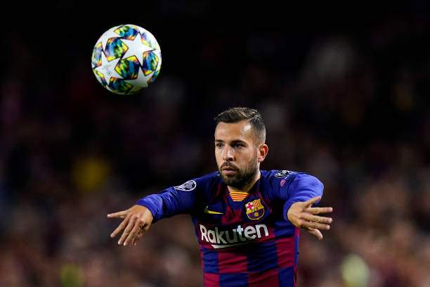 Jordi Alba Of Fc Barcelona In Action During The Uefa Champions League Picture Id1186358820?k=6&m=1186358820&s=&w=0&h=wlw_H9UnqsK3gKLFCeLVaT4ZPaLnSohVn6_jx9TphAY=