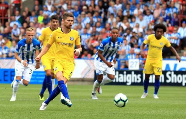 Jorginho Of Chelsea Scores A Penalty For His Teams Second Goal During Picture Id1015024584?k=6&m=1015024584&s=&w=0&h=lEwz6ZtkiQYE0MMYIpDjmfZ3FJdhp7CzpX5PQcoHGUI=