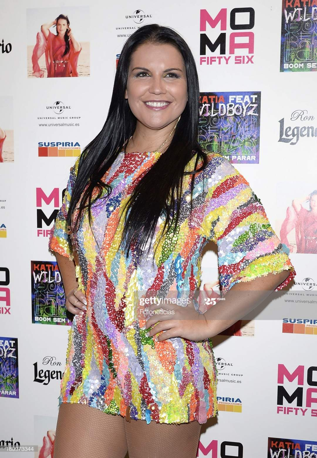 Katia Aveiro Presents Her First Album Feat Wildboyz At Moma Club On Picture Id180973344?s=28