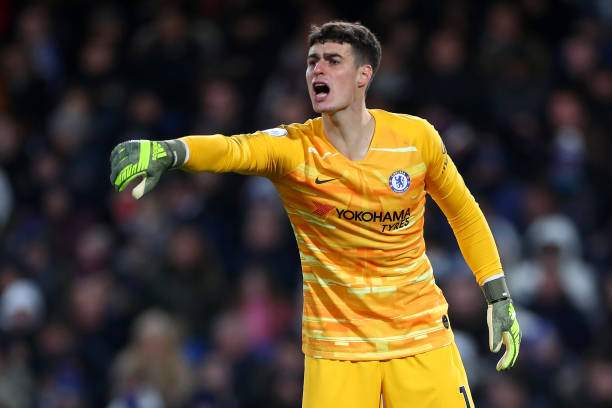 FA Cup: Kepa under attack after Chelsea's 3-1 win over Luton Town